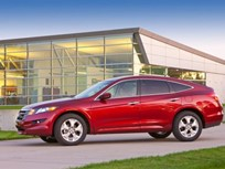 Honda Announces Pricing for All-new 2010 Accord Crosstour