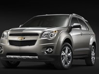 Chevrolet Announces Pricing For The 2010 Equinox