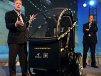 GM, Segway Developing Two Wheel Transporter