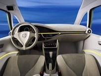 "DaimlerChrysler Unveils ""Bionic"" Diesel Car"