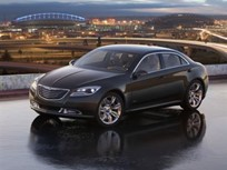 Chrysler Showcases Electric Vehicle Concepts