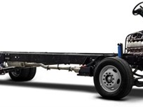 Ford Reveals New 2011 F-59 Super Duty Commercial Stripped Chassis