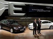 Mercedes-Benz Presents New E-Class Sedan and Coupe in Geneva