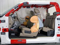 Ford K-Bag Helps F-150 Earn IIHS Top Safety Pick