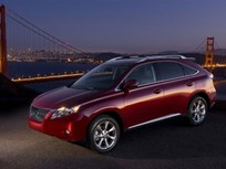 Lexus Announces Pricing for All-New 2010 RX 350
