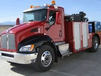 Kenworth Introduces Hybrid Service Truck Targeted To Companies with Field Service Operations