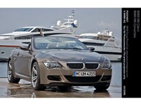 BMW Announces M6 Convertible