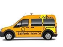California Taxi Fleet Operator Taps Into Ford Transit Connect