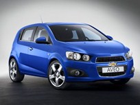 First Look: New Chevy Aveo