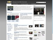 Chevrolet Launches Micro-Site on Improving Fuel Economy