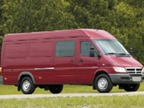 Dodge Sprinter Adds Features for 2006