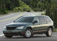 2007 Pacifica Offers Enhanced Driving Experience and Additional Standard Safety Features