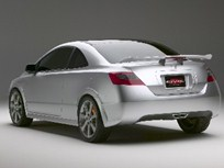 First Look: 200HP Civic Si Concept