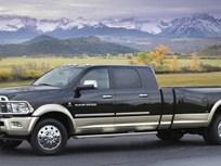 """Ram Introduces New """"Long Hauler"""" Class 5 Concept Truck"""