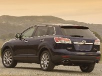 Mazda Rolls Out All-New 2007 CX-9