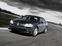 Chrysler Introduces New 2011 Dodge Avenger