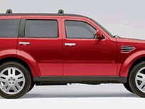 First Look: Dodge Nitro Concept SUV