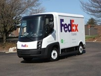 FedEx Adds All-Electric Trucks To U.S. Fleet