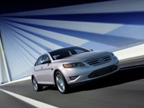 2010 Ford Taurus Showcases All-New Design