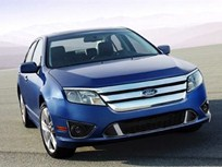Ford Introduces 2010 Ford Fusion