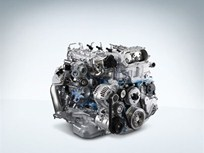 Mitsubishi Fuso Unveils New Powertrain for Class 3-5 Medium-Duty Work Trucks
