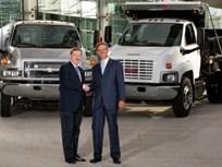 Navistar to Acquire GM's Medium Duty Truck Business