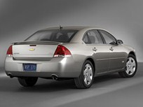 Chevrolet Impala Wins AF's 2006 Fleet Car of the Year Award