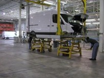 DaimlerChrysler Opens Sprinter Plant in South Carolina