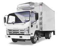 Isuzu Refrigeration Truck Eliminates Diesel Compressor