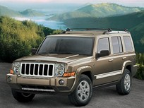 First Look: 2006 Jeep Commander