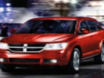 Dodge Unveils 2009 Journey Crossover