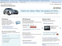 KBB Launches CPO Vehicle Values Section on kbb.com