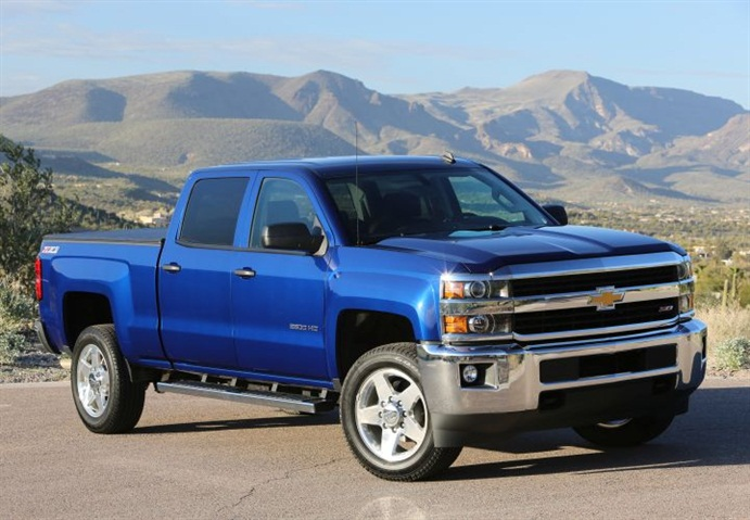 2016 Chevy Gallery: Photo of 2016 Chevrolet Silverado LT Z71 courtesy ...