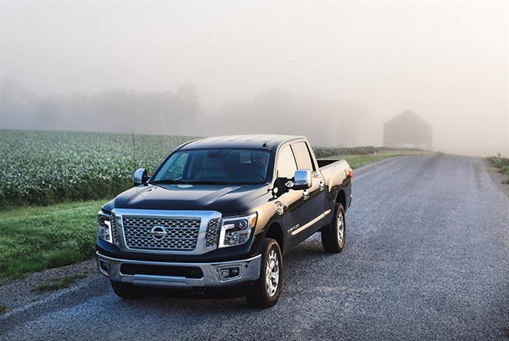 Photo of the 2018 Titan XD courtesy of Nissan.