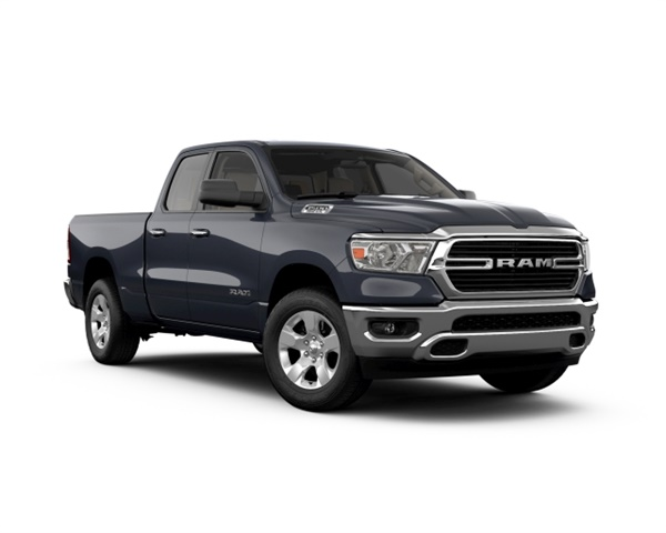 The Lone Star will initially be offered with the 5.7L HEMI V-8. A