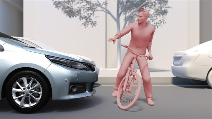 The second generation of the Toyota Safety Sense package will feature