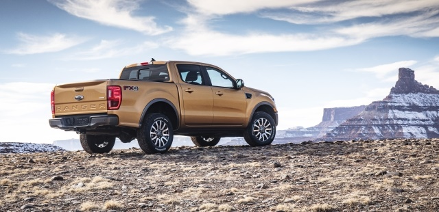 Production of the mid-size truck, which can seat up to five people, will begin later this year at Ford's Michigan Assembly Plant, according to the automaker. (Photo courtesy of Ford Motor Co.)