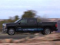 VIA Motors Shipping Hybrid Silverado to Fleets