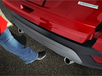Power Liftgate on All-New Ford Escape