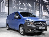 Daimler to Bring New Mid-Size Vito Cargo Van to North America