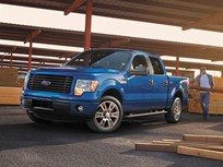 New 2014 Ford F-150 STX SuperCrew Delivers Extra Space and Value