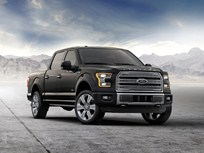 Ford Adds Top Trim F-150 Limited for 2016