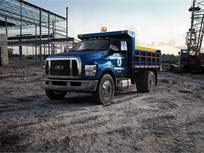2016 Ford F-650/F-750 to Offer 3 Diesel Power Ratings