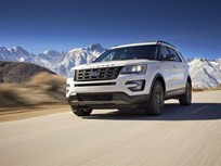 Ford Adds Explorer Sport Package for 2017
