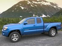 Toyota Recalling Tacoma Trucks