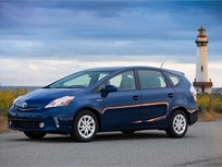 Toyota Provides 2012-MY Prius v Retail Pricing and Prius Feature Updates