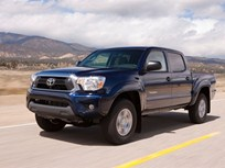 Toyota's 2012-MY Tacoma Features Redesigned Exterior and Interior