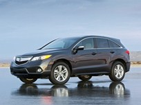 2013-MY Acura RDX Named IIHS 'Top Safety Pick'