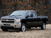 2013 GMC and Chevrolet Bi-Fuel Pickups Unveiled