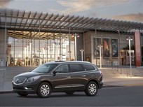 GM Details 2013-MY Buick Enclave MSRP and Features